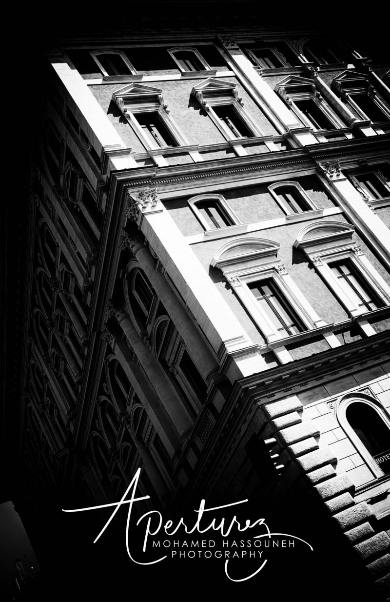 In The Street of Rome